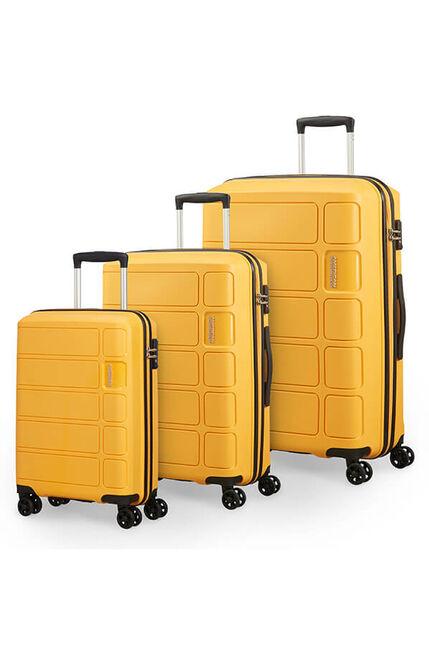 Summer Splash 3 PC Set B Summer Splash  Honey Yellow